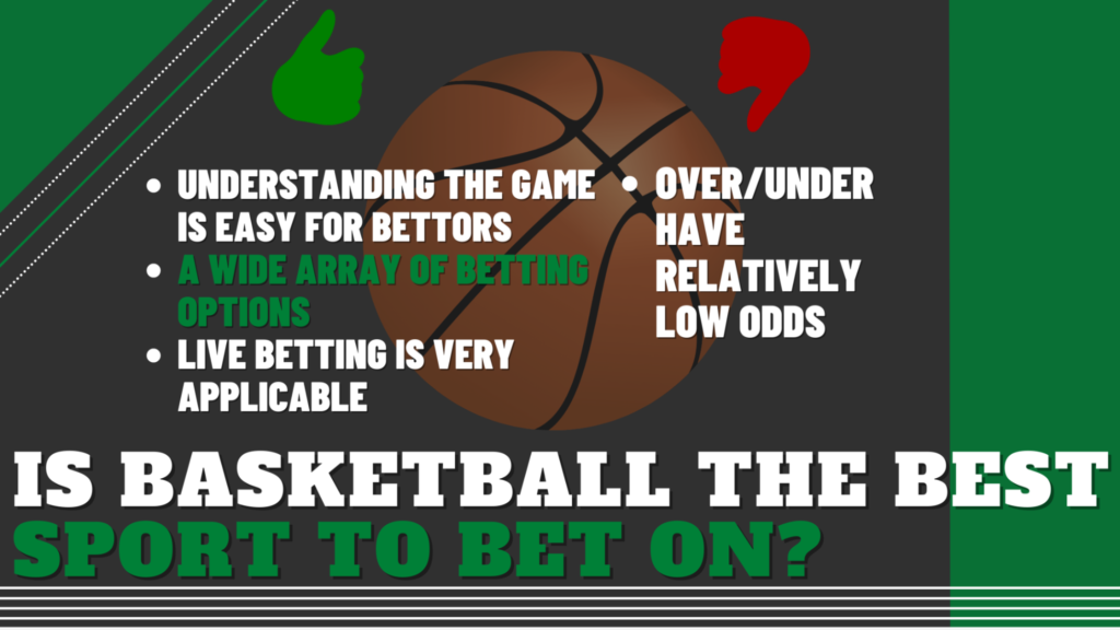 Is Basketball the Best Sport to Bet On?