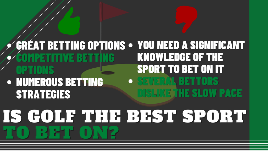 Is Golf the Best Sport to Bet On?
