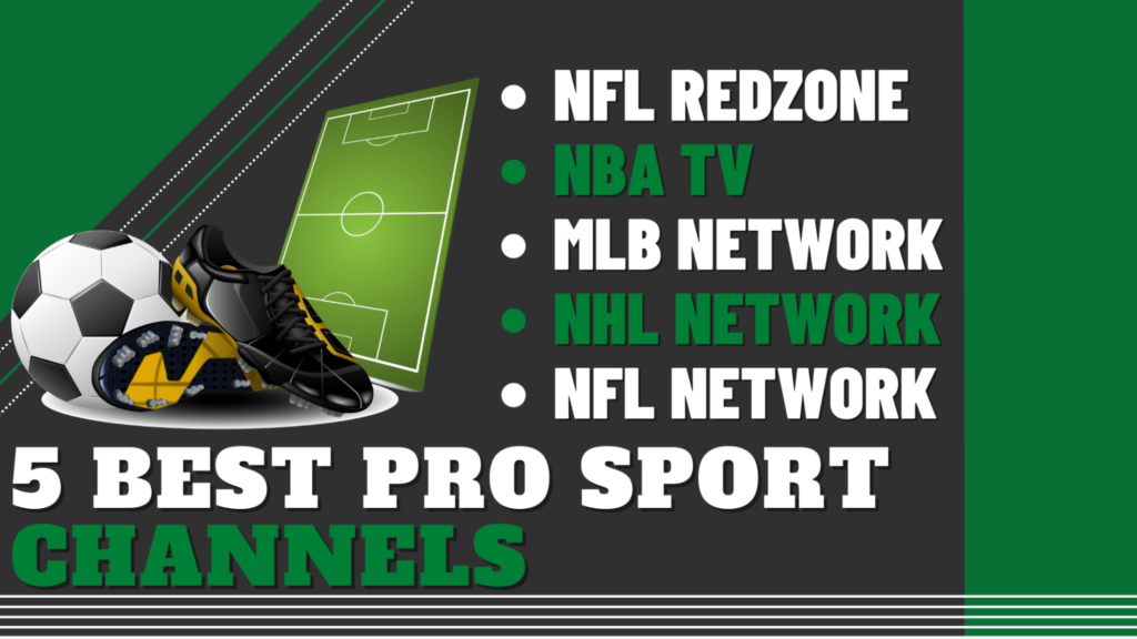5 Best Pro Sport Channels