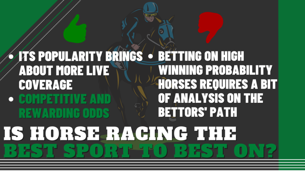 Is Horse Racing the Best Sport to Best On?